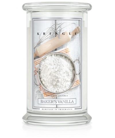 Baker's Vanilla - Wanilia Piekarza (Świeca Duża 2 Knoty)