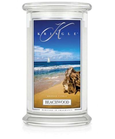 Beachwood - Drewno z Plaży (Świeca Duża 2 Knoty)