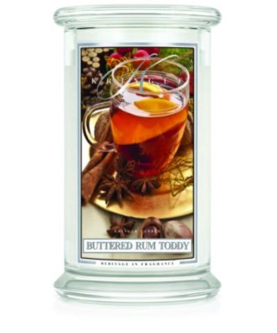 Buttered Rum Toddy - Słodki Rum (Świeca Duża 2 Knoty)