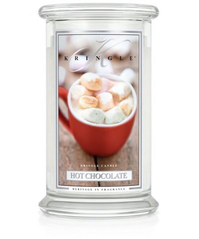Hot Chocolate - Gorąca Czekolada (Świeca Duża 2 Knoty)