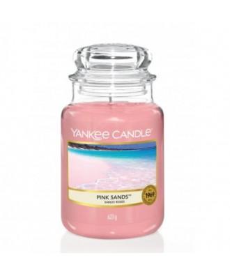 Yankee Candle - Świeca Duża - Pink Sands - Różowe Piaski