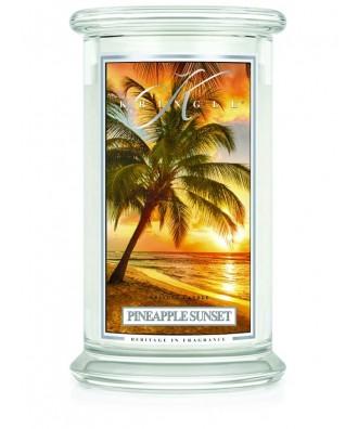 Pineapple Sunset - Ananasowy Zachód Słońca (Świeca Duża 2 Knoty)