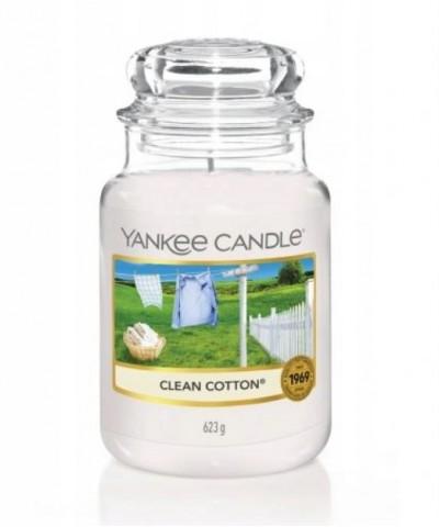 Clean Cotton - Czysta Bawełna (Słoik Duży)
