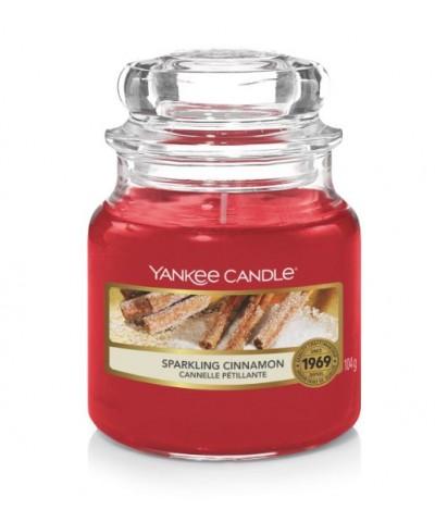 Sparkling Cinnamon - Iskrzący Cynamon (Słoik Mały)