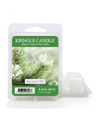 Kringle Candle - Balsam Fir - Jodła Balsamiczna - Wosk Zapachowy