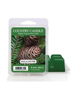 Country Candle - Balsam Fir - Wosk Zapachowy