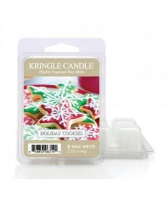 Kringle Candle - Holiday Cookies - Wosk Zapachowy - Świąteczne Ciasteczka