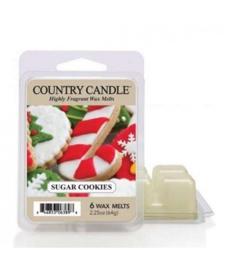 Country Candle - Sugar Cookies - Wosk Zapachowy