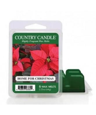 Country Candle - Home For Christmas - Wosk Zapachowy - Na Święta do Domu