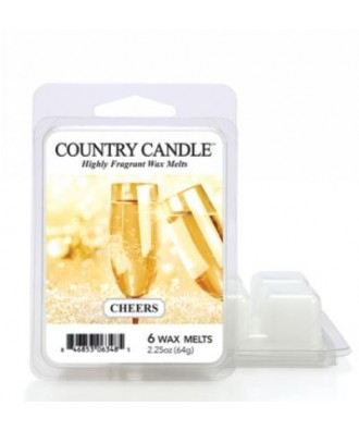 Country Candle - Cheers - Wosk Zapachowy