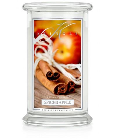 Spiced Apple - Korzenne Jabłko (Świeca Duża 2 Knoty)