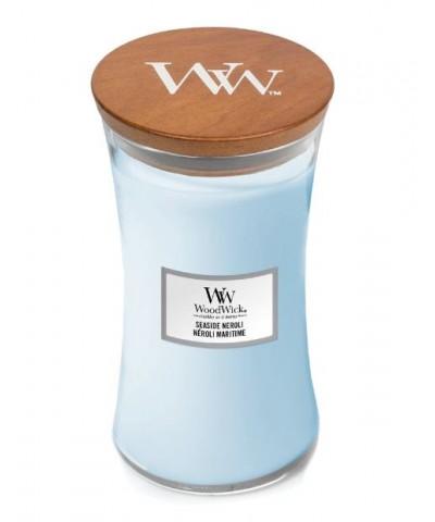 Woodwick - Seaside Neroli - Świeca Zapachowa Duża
