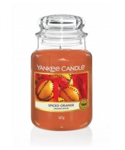 Spiced Orange - Pomarańcza z Goździkami (Słoik Duży)
