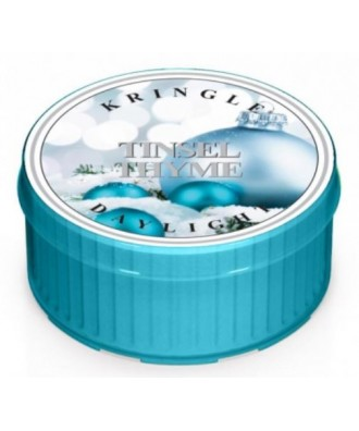 Kringle Candle - Tinsel Thyme - Daylight