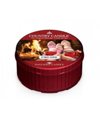 Country Candle - Fireside - Daylight
