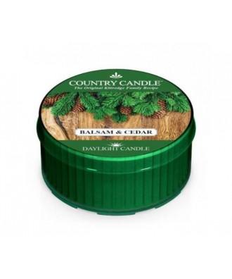 Country Candle - Balsam & Cedar - Daylight