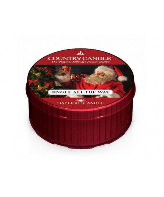 Country Candle - Jingle All The Way - Daylight