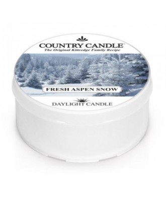 Country Candle - Fresh Aspen Snow - Daylight