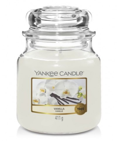 Vanilla - Wanilia (Słoik Średni)