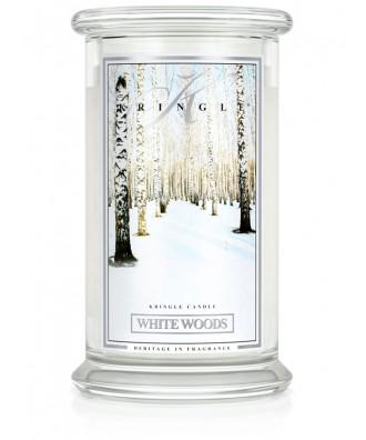 White Woods - Biały Las (Świeca Duża 2 Knoty)