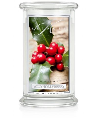 Wild Hollyberry - Dziki Ostrokrzew (Świeca Duża 2 Knoty)