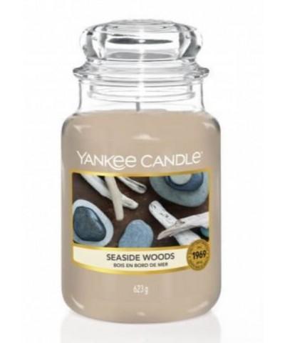 Yankee Candle - Seaside Woods - Świeca Zapachowa Duża