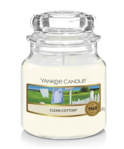 Clean Cotton - Czysta Bawełna (Słoik Mały)