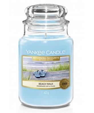Yankee Candle - Beach Walk - Świeca Zapachowa Duża