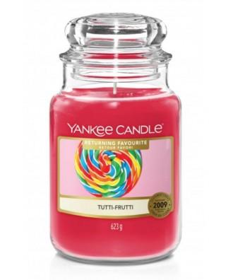 Yankee Candle - Tutti-Frutti - Świeca Zapachowa Duża
