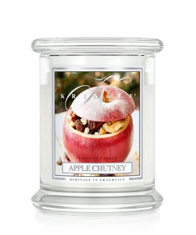 Apple Chutney - Sos Jabłkowo Goździkowy (Świeca Średnia 2 Knoty)