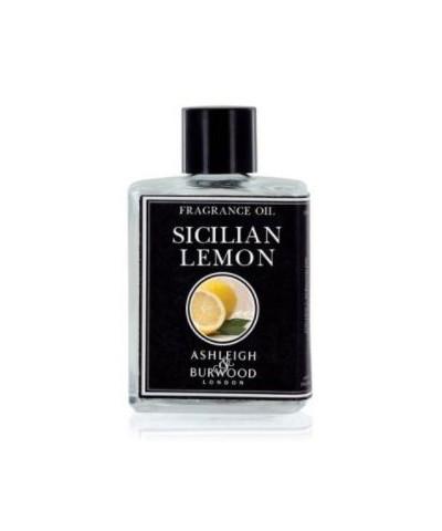 Ashleigh & Burwood - Olejek do Kominka - Sicillian Lemon - Sycylijska Cytryna