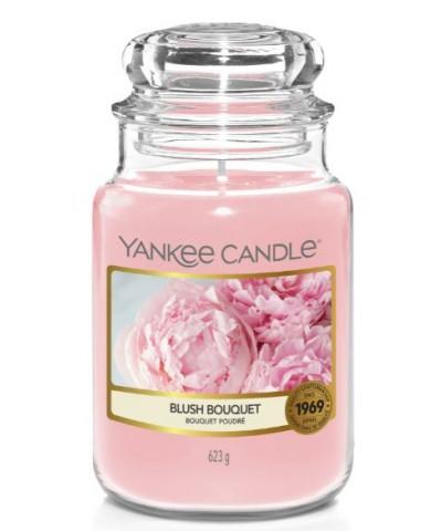 Yankee Candle - Blush Bouquet - Świeca Zapachowa Duża