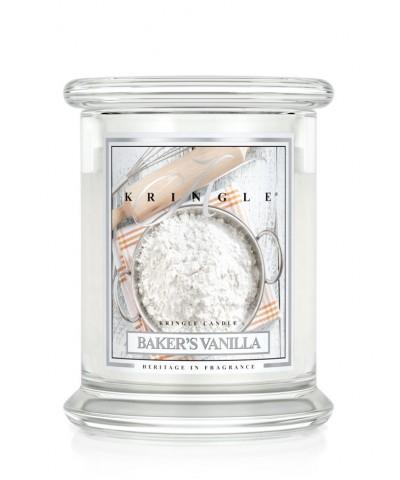 Baker's Vanilla - Wanilia Piekarza (Świeca Średnia 2 Knoty)