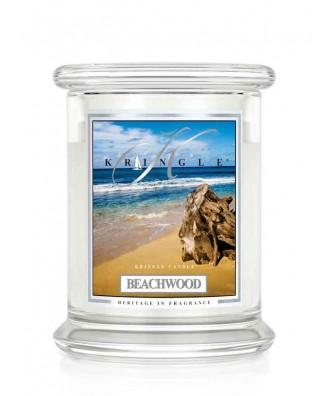 Beachwood - Drewno z Plaży (Świeca Średnia 2 Knoty)