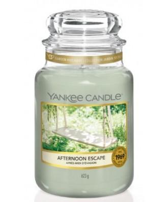 Yankee Candle - Afternoon Escape - Świeca Zapachowa Duża