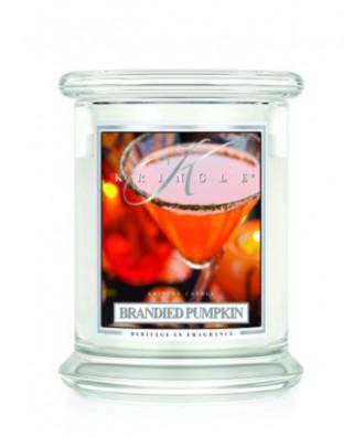 Brandied Pumpkin - Dynia i Koniak (Średnia Świeca 2 Knoty)