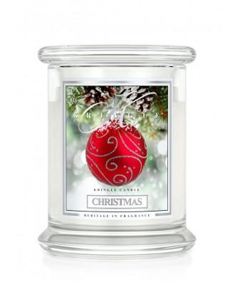 Christmas - Boże Narodzenie (Świeca Średnia 2 Knoty)