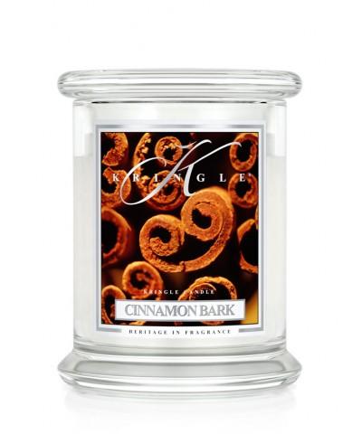 Cinnamon Bark - Cynamonowa Kora (Świeca Średnia 2 Knoty)