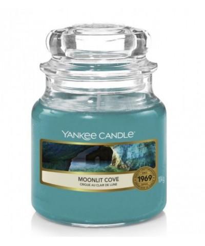 Yankee Candle - Moonlit Cove - Świeca Zapachowa Mała