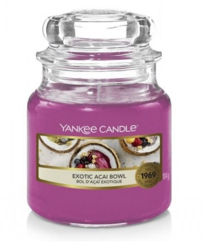 Yankee Candle - Exotic Acai Bowl - Świeca Zapachowa Mała