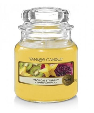Yankee Candle - Tropical Starfruit - Świeca Zapachowa Mała