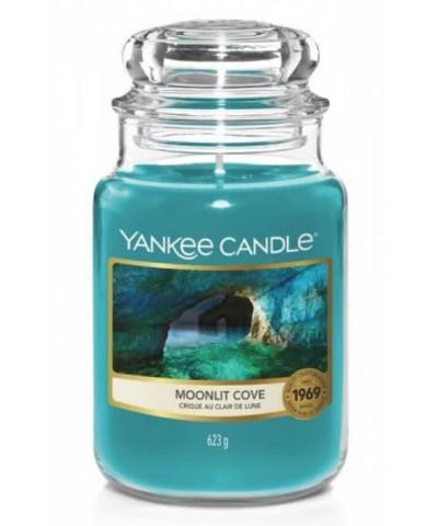 Yankee Candle - Moonlit Cove - Świeca Zapachowa Duża