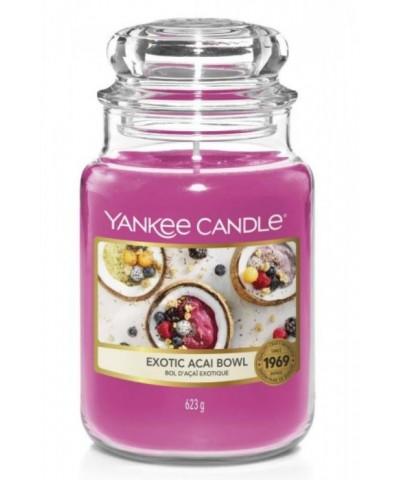 Yankee Candle - Exotic Acai Bowl - Świeca Zapachowa Duża