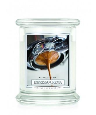 Espresso Crema - Kremowe Espresso (Świeca Średnia 2 Knoty)