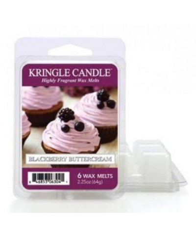 Kringle Candle - Blackberry Buttercream - Wosk Zapachowy
