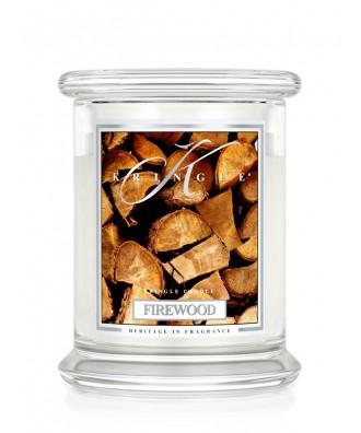 Firewood - Drewno Kominkowe (Świeca Średnia 2 Knoty)