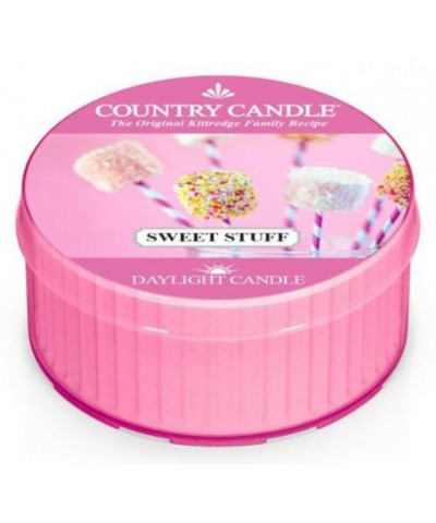 Country Candle - Sweet Stuff - Daylight
