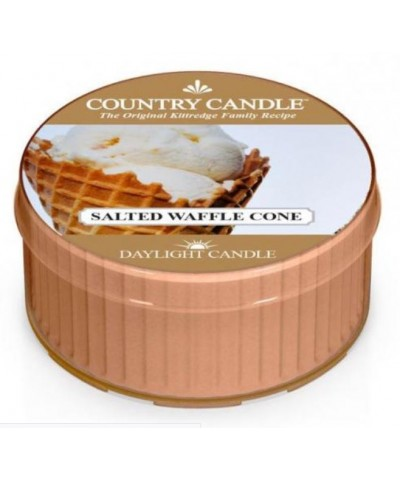 Country Candle - Salted Waffle Cone - Daylight