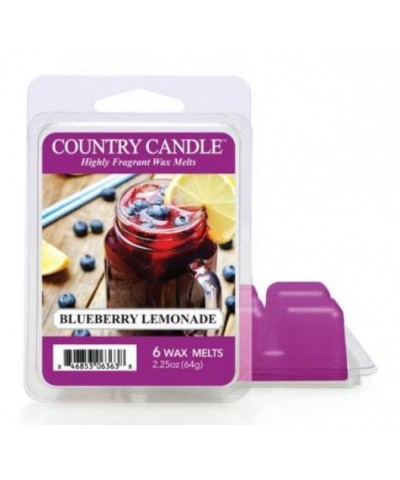 Country Candle - Blueberry Lemonade - Wosk Zapachowy