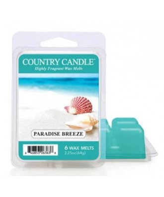Country Candle - Paradise Breeze - Wosk Zapachowy